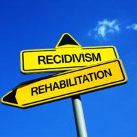 Recidivism sign