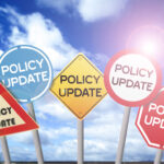 policy update, traffic sign